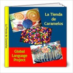 Tienda de Caramelos v2 - 8x8 Photo Book (20 pages)