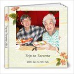 PY trip to Toronto 2012 - 8x8 Photo Book (20 pages)