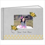 11x8.5 (30 pages) - Happiness in YOU- multi frames - ANY THEME - 11 x 8.5 Photo Book(20 pages)