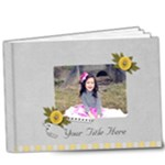9x7 (DELUXE) - Happiness in YOU- multi frames - ANY THEME - 9x7 Deluxe Photo Book (20 pages)