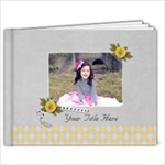 7x5- Happiness is you- multi frames - ANY THEME - 7x5 Photo Book (20 pages)