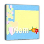 mom - Mini Canvas 8  x 8  (Stretched)