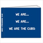 go cubbies! - 7x5 Photo Book (20 pages)