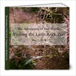 LR Zoo May 2012 Book 8x8 - 8x8 Photo Book (20 pages)