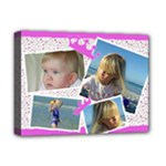 Little Princess Deluxe 16x12 Stretched Canvas - Deluxe Canvas 16  x 12  (Stretched)