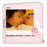Emma &Sophie - 8x8 Photo Book (20 pages)