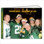 Packer Game 2011 - 9x7 Photo Book (20 pages)