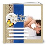 fathers day - 8x8 Photo Book (20 pages)