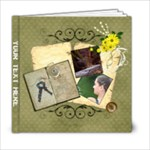 Willow - 6x6 Photo Book (20 pages)