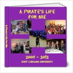 ECU photo book - 8x8 Photo Book (20 pages)