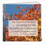 Bluebird Book - 8x8 Photo Book (20 pages)