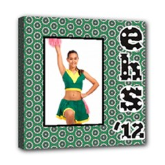 High School Graduation - Photo Canvas/Wall Art - Mini Canvas 8  x 8  (Stretched)