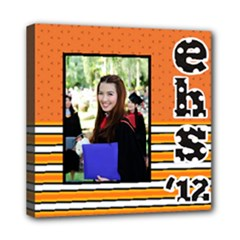 Graduation  12 - Photo Canvas - Mini Canvas 8  x 8  (Stretched)