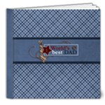8x8 (DELUXE) : World - 8x8 Deluxe Photo Book (20 pages)