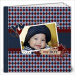 12x12 (30 pages) : My Boy - Any Theme - 12x12 Photo Book (20 pages)