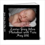 Zavi-Final-6X6 - 6x6 Photo Book (20 pages)