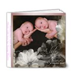 Godparents - 6x6 Deluxe Photo Book (20 pages)