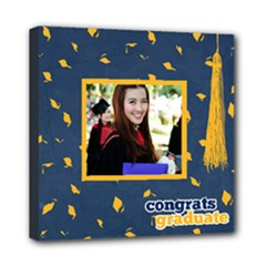 Graduation Canvas.. - Mini Canvas 8  x 8  (Stretched)