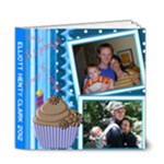 Elliott - 6x6 Deluxe Photo Book (20 pages)