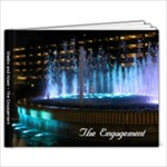 The Engagment - 9x7 Photo Book (20 pages)