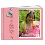 IcyBday - 9x7 Photo Book (20 pages)