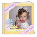 Buttercup Baby - 8x8 Photo Book (20 pages)