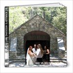 BO S WEDDING - 8x8 Photo Book (20 pages)