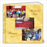 Hand of Hope Panama 2012 - 8x8 Photo Book (20 pages)
