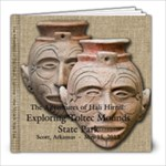 Toltec book - 8x8 Photo Book (20 pages)