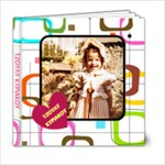 julie - 6x6 Photo Book (20 pages)