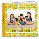 Family Album - 8x8 Deluxe Photo Book (20 pages)