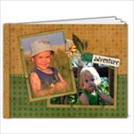 11x8.5 Family Adventure Photo Book - 11 x 8.5 Photo Book(20 pages)