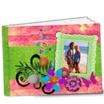 9x7 Deluxe Photo Book- Vacation/Tropical/Cruise - 9x7 Deluxe Photo Book (20 pages)