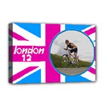 London 12 deluxe 18x12 Stretched Canvas - Deluxe Canvas 18  x 12  (Stretched)
