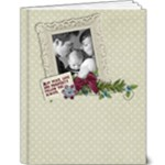 A year in review-holidays-9x12 Deluxe Photo Book - 9x12 Deluxe Photo Book (20 pages)