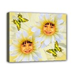 Daisy 10 x 8 stretched canvas - Canvas 10  x 8  (Stretched)