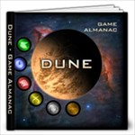 Dune Almanac V2.9j (Scott Version) - 12x12 Photo Book (20 pages)