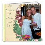 Wedding book for Sue - 8x8 Photo Book (20 pages)