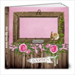 Veggie Garden 8x8 20 pg - 8x8 Photo Book (20 pages)