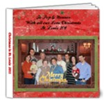Final copy christmas with pop and lou - 8x8 Deluxe Photo Book (20 pages)