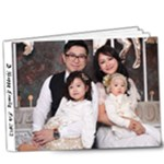 a happy family 8R V.1L - 9x7 Deluxe Photo Book (20 pages)