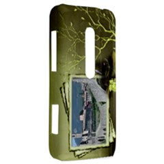 HTC Evo 3D Hardshell Case  Back/Right