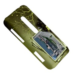 HTC Evo 3D Hardshell Case  Left 45