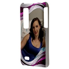 LG Optimus Thrill 4G P925 Hardshell Case  Back/Left