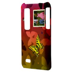 LG Optimus 3D P920 / Thrill 4G P925 Hardshell Case  Back/Left