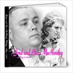Cluney wedding  - 8x8 Photo Book (20 pages)