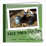 R Fusion 2012 - 8x8 Photo Book (20 pages)
