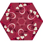 Love Pink mini umbrella - Mini Folding Umbrella