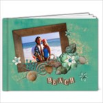 11 x 8.5 Photo Book-Beach/Travel/Vacation - 11 x 8.5 Photo Book(20 pages)