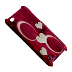 Apple iPod Touch 4G Hardshell Case Left 45